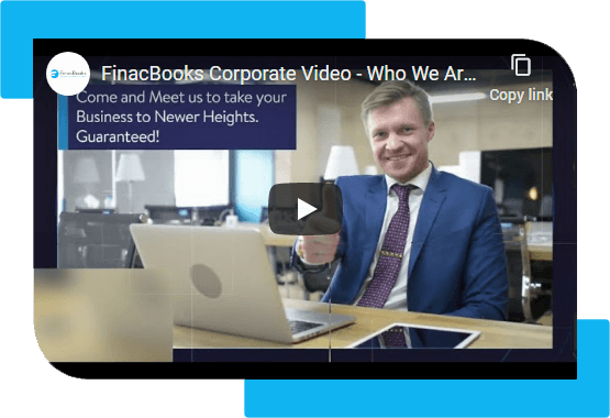 FinacBooks Video