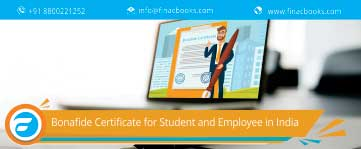 Bonafide Certificate for Students and Employees