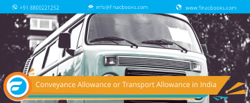 Conveyance Allowance in India