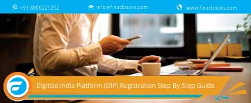 Digitize India Platform: Register as a Digital Contributor