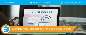 Mandatory DLT Registration for SMS Service in India