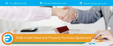 Draft A Sale Deed / Property Purchase Agreement