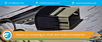 Impact of e-Invoicing on small and medium enterprises
