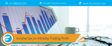 Income tax on Intraday Trading Profit
