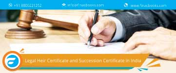 Legal Heir Certificate And Succession Certificate