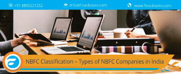 NBFC Classification – Types of NBFC Companies in India