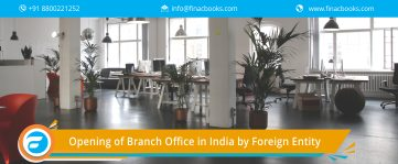 Opening Of Branch Office in India by Foreign Entity