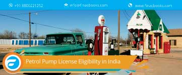 Petrol Pump License Eligibility