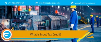 What is Input Tax Credit?