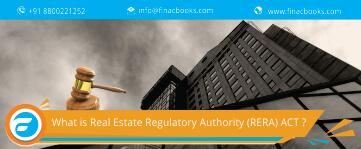 Real Estate Regulatory Authority (RERA) ACT