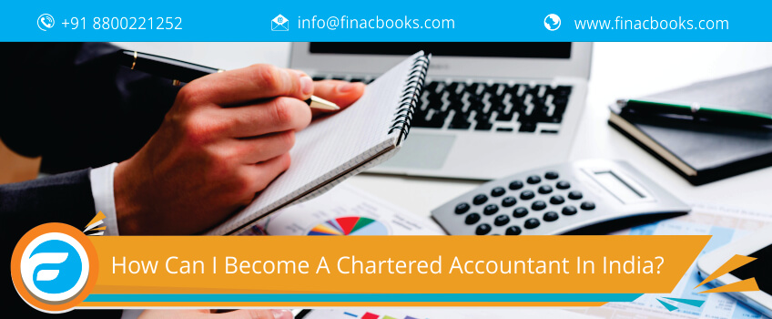 Become Chartered Accountant in India