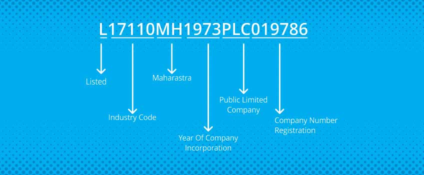 Corporate Identification Number Defined
