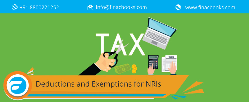 Deductions and Exemptions for NRIs