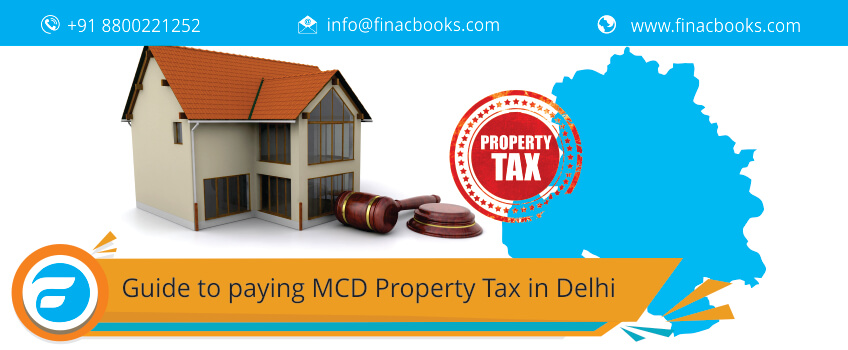 Guide to paying MCD Property Tax in Delhi