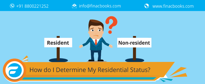 How do I Determine My Residential Status?