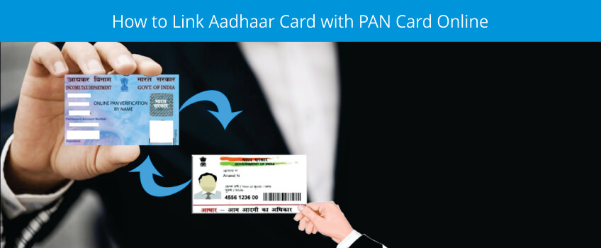 How to Link Aadhaar Card with PAN Card Online