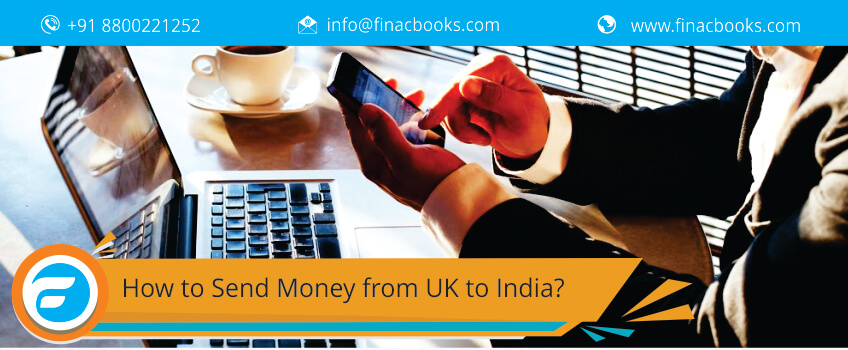 How to Send Money from UK to India?