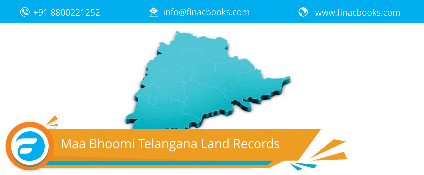 Maa Bhoomi Telangana Land Records