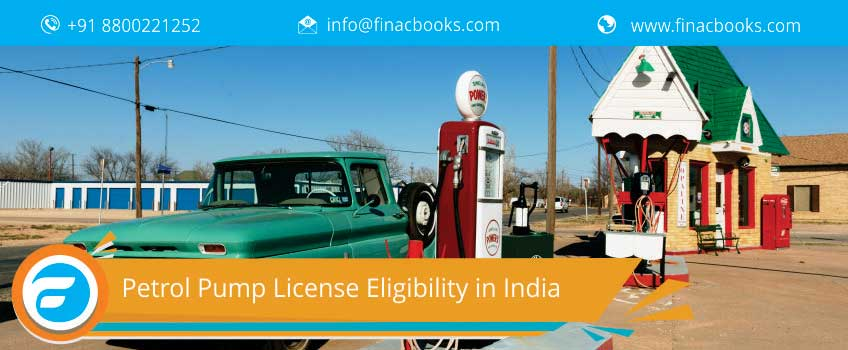 Petrol Pump License Eligibility in India