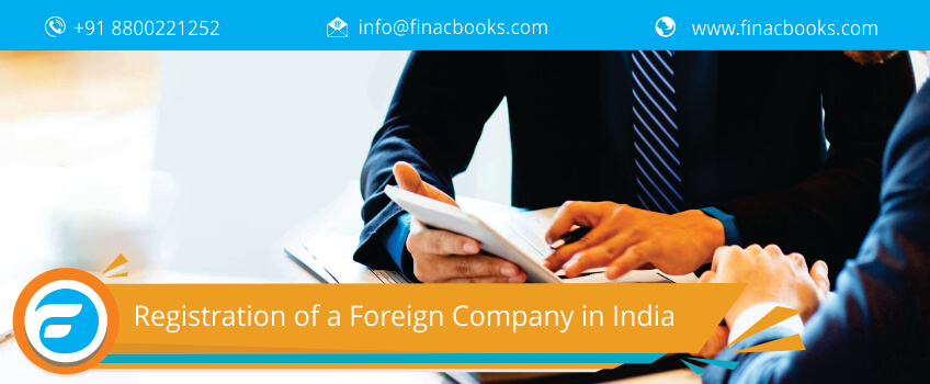 Registration of a Foreign Company in India