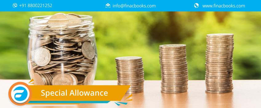 Special Allowance in India - Personal & Official allowances