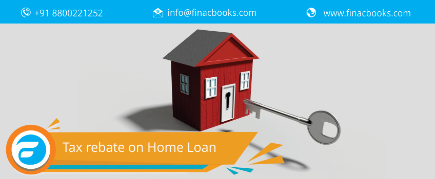 Tax rebate on Home Loan