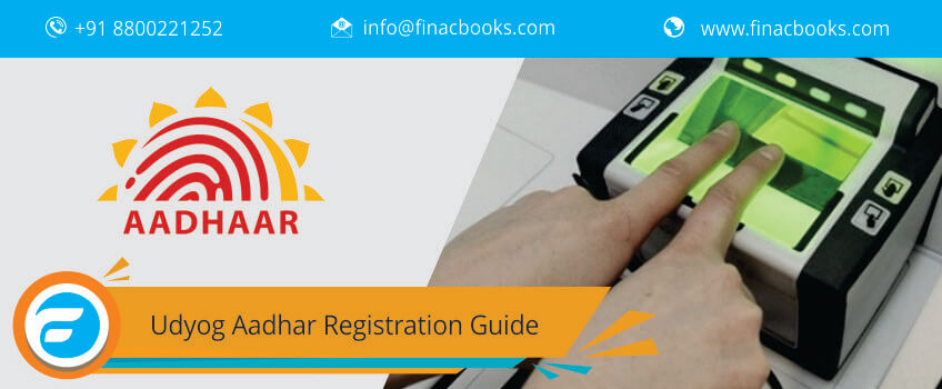 Udyog Aadhar Registration Guide.