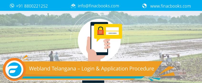 Webland Telangana – Login & Application Procedure