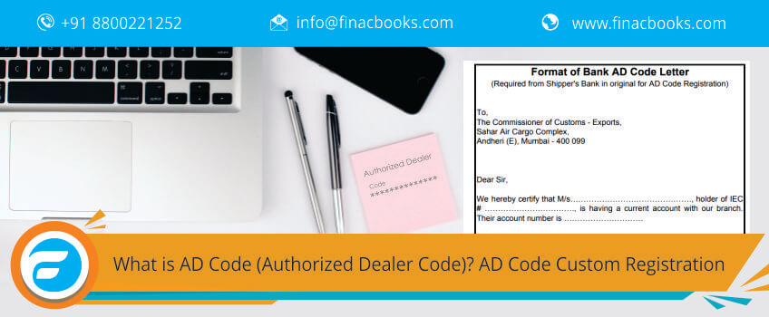 What is AD Code (Authorized Dealer Code)? AD Code Custom Registration
