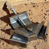 Clamps & Clamping Equipment