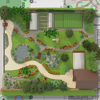 Landscape Structure and Designing