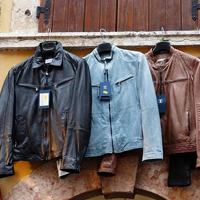 Leather Garments & Clothings