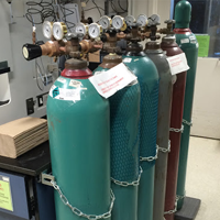 Medical and Specialty Gases