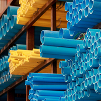 PVC, FRP, HDPE & Other Plastic Pipes